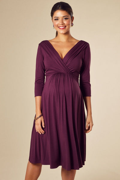 Tiffany Rose Willow Dress - Claret