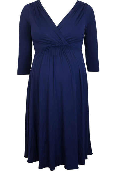 Tiffany Rose Willow Dress - Eclipse Blue