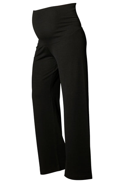 Boob Once On Never Off Wide Pants - Black