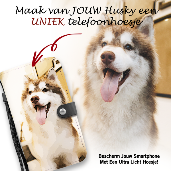 Gepersonaliseerde walletcase