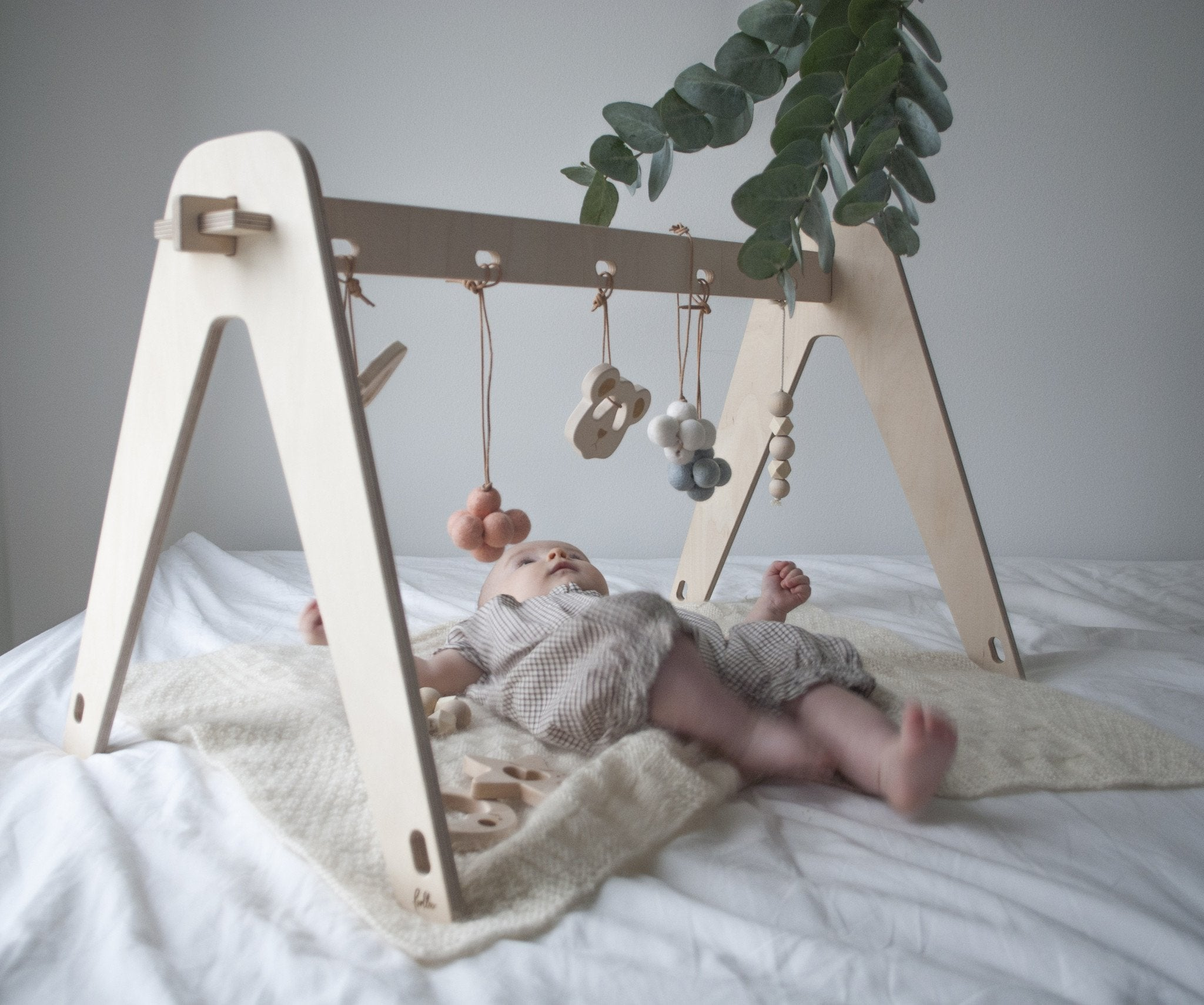 1st Play Baby Gym Nature