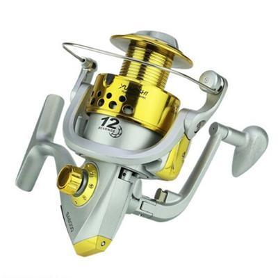 1000-7000 Series Spinning Fishing Reels 12Bb Tackle Gear 5.1:1 Carp Fiahing Reel-Spinning Reels-ArrowShark fishing gear shop Store-3Colour-1000 Series-Bargain Bait Box