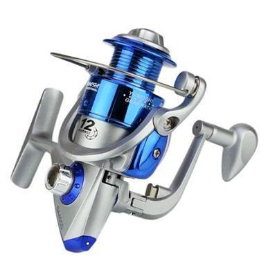 1000-7000 Series Spinning Fishing Reels 12Bb Tackle Gear 5.1:1 Carp Fiahing Reel-Spinning Reels-ArrowShark fishing gear shop Store-4Colour-1000 Series-Bargain Bait Box