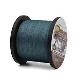 1000M Braided Fishing Line Super Power Pe Fiber Line 4 Strands Multifilament-Kookaburra Store-Dark Grey-0.6-Bargain Bait Box