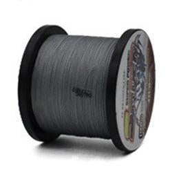 1000M Braided Fishing Line Super Power Pe Fiber Line 4 Strands Multifilament-Kookaburra Store-Light Grey-0.6-Bargain Bait Box