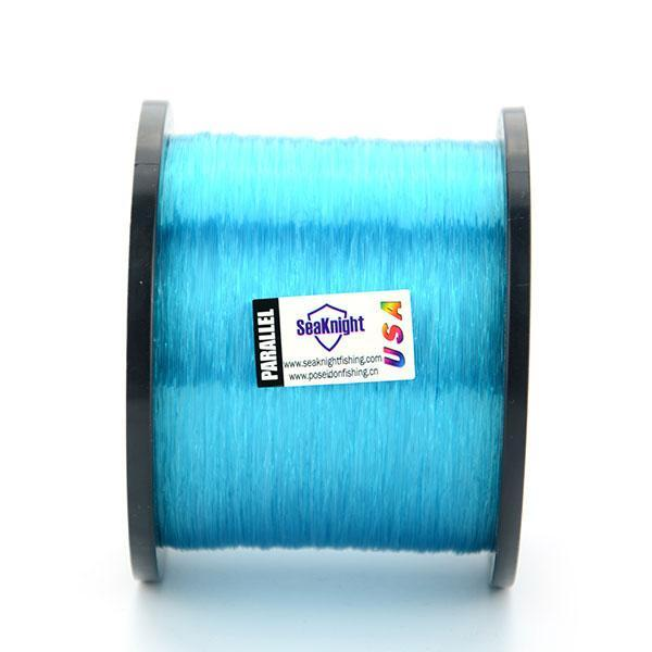 1000M Nt30 Japan Material Super Strong Usa Design Monofilament Nylon Fishing-Sequoia Outdoor Co., Ltd-Blue-0.4-Bargain Bait Box