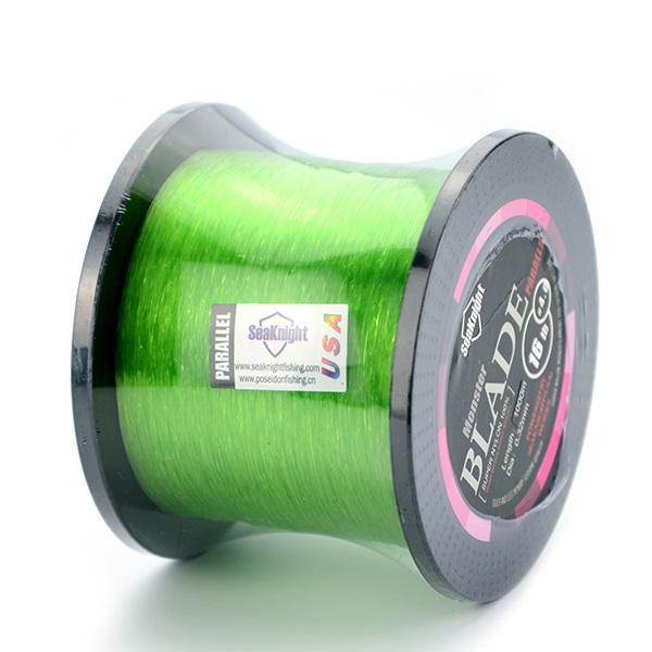 1000M Nt30 Japan Material Super Strong Usa Design Monofilament Nylon Fishing-Sequoia Outdoor Co., Ltd-White-0.4-Bargain Bait Box