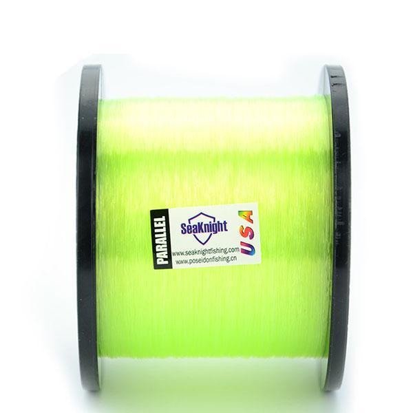 1000M Nt30 Japan Material Super Strong Usa Design Monofilament Nylon Fishing-Sequoia Outdoor Co., Ltd-Yellow-0.4-Bargain Bait Box