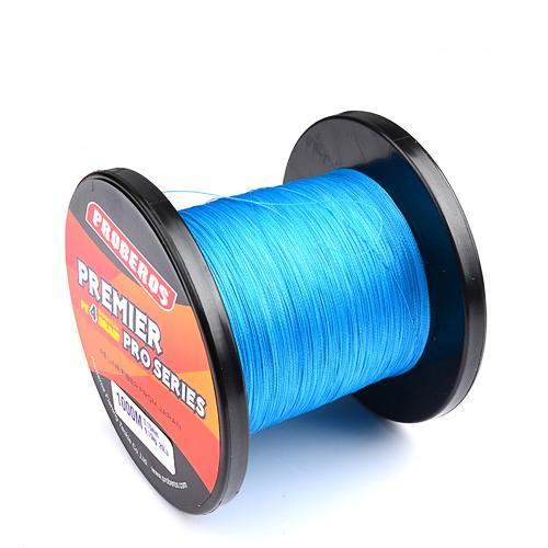1000M Premier Series Strong Japan Multifilament Pe Braided Fishing Line 25 40 60-Quick Jeffrey Game Fishing Tackle-Blue-2.0-Bargain Bait Box