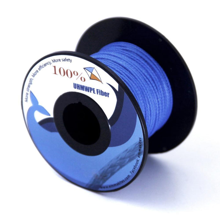100Ft 350Lb Fishing Line Braid 8 Strands 100% Uhmwpe Stunt Kite Line 1Mm Outdoor-Goodmakings Outdoor Store-Bargain Bait Box