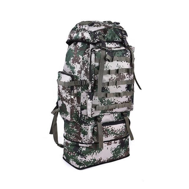 100L Military Backpack Molle Camping Bag Rucksack Tactical Backpack Men Large-Climbing Bags-Vanchic Outdoor Store-07 Digital 100L-Bargain Bait Box