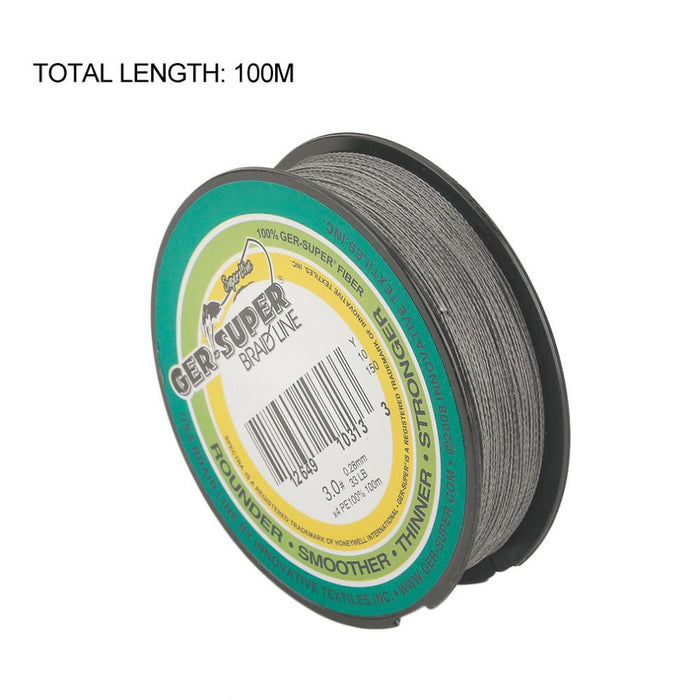 100M Fishing Dyneeema Line Strong Dyneeema Fishing Wire Superior Abrasion-Betiuka's store-Bargain Bait Box
