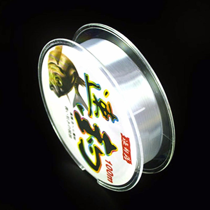 100M Outdoor Strong Power Super Nylon Lines Imported Fishing Line-TopYK-S Outdoor Store-Bargain Bait Box