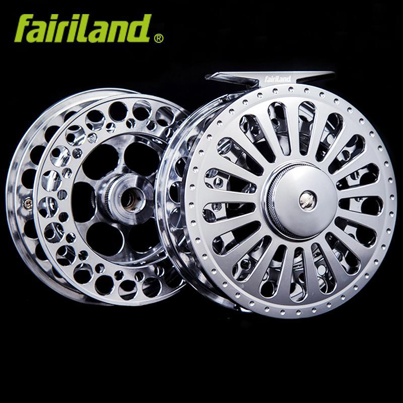 100Mm7/8 Fly Reel With Spare Spool Precision Machined Premier Combo From-Fly Fishing Reels-Bargain Bait Box-Style B-3-Bargain Bait Box