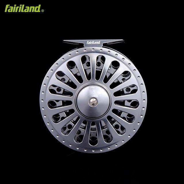 100Mm7/8 Fly Reel With Spare Spool Precision Machined Premier Combo From-Fly Fishing Reels-Bargain Bait Box-Style C-3-Bargain Bait Box