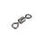 100Pcs Ball Bearing Stainless Steel Swivels Fishing Fish Connector Rolling-BoBo Chou Store-10-Bargain Bait Box