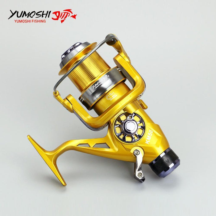 10+1 Ball Bearings Spinning Reel Fishing Fly High Speed 5.2:1 Fishing Reel-Spinning Reels-HUDA Outdoor Equipment Store-5000 Series-Bargain Bait Box