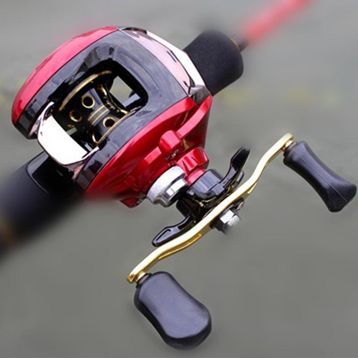 10+1Bb Ball Bearings Left/Right Hand Bait Casting Fishing Reel High Speed-Baitcasting Reels-ArrowShark fishing gear shop Store-1111-left handed-Bargain Bait Box