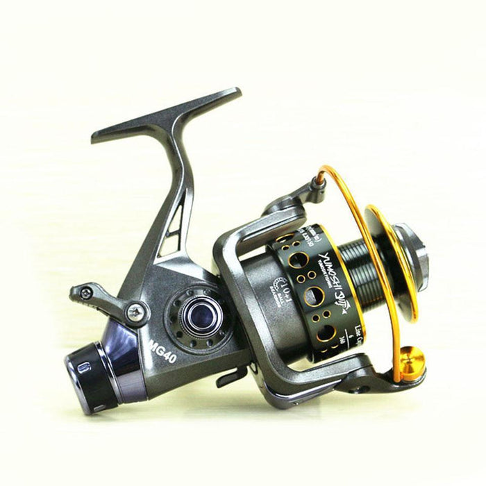 10+1Bb Mg30-60 Fishing Reels Metal Line Cup Spinning Reel Fishing Carp Bait Cast-Spinning Reels-YPYC Sporting Store-3000 Series-Bargain Bait Box