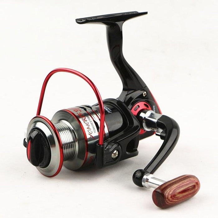 11Bb 5.1:1 Mh1000/ 2000/ 3000/ 4000/ 5000/ 6000/ 7000 Quality Lure Spinning-Spinning Reels-YPYC Sporting Store-1000 Series-Bargain Bait Box