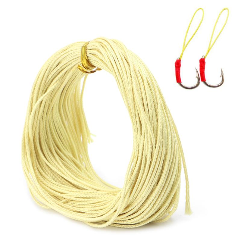 1.1Mm Braided Kevlar Line Kite String To The Outdoor Sport Camping Fishing Line-top2007- store-Bargain Bait Box
