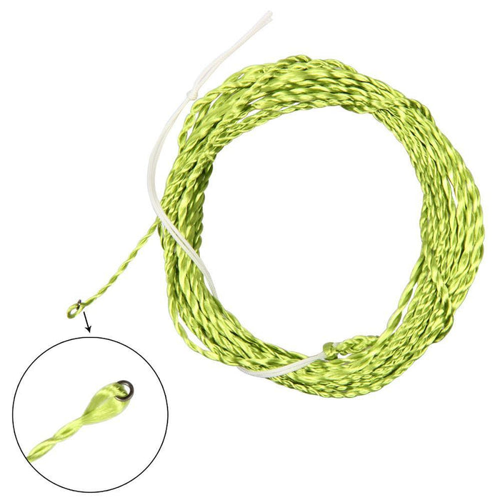 12 / 13Ft Furled Leader Tenkara Fly Fishing Line Polyester Braided Furled Leader-AnglerDream Store-12G-Bargain Bait Box