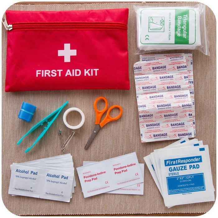 12 Kinds/Pack Emergency Kits First Aid Kit Survival Hiking Camping Travel-Safety & Survival-YOUGLE store-Bargain Bait Box