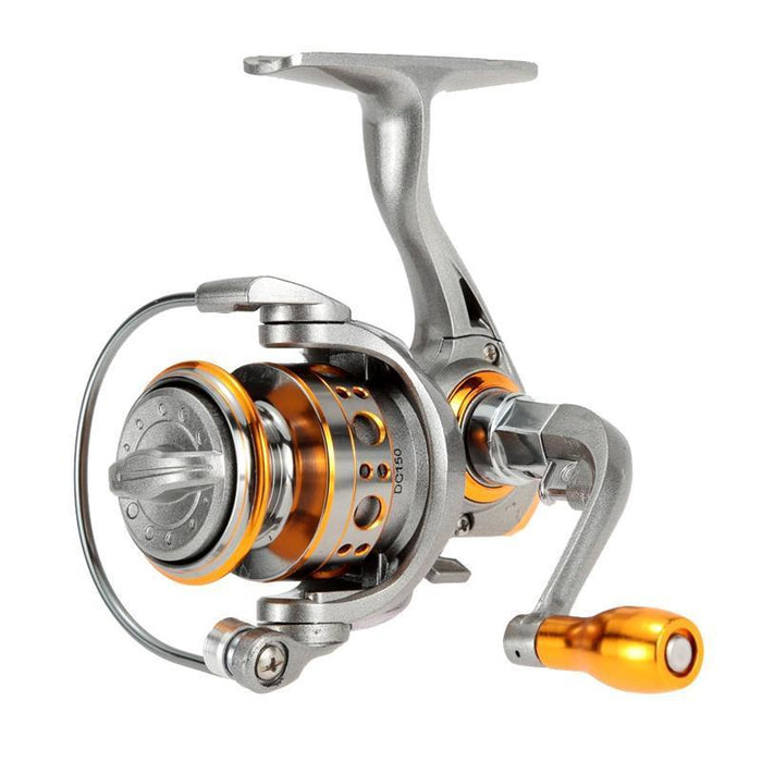 12+1 Bb Mini Fishing Reel 5.2:1 Small Metal Spinning Reel Left/Right-Spinning Reels-ArrowShark fishing gear shop Store-Bargain Bait Box