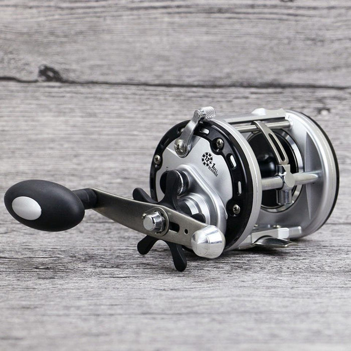 12+1Bb Drum Saltwater Fishing Reel Centrifugal Brake System Baitcasting-Baitcasting Reels-YPYC Sporting Store-2000 Series-Bargain Bait Box