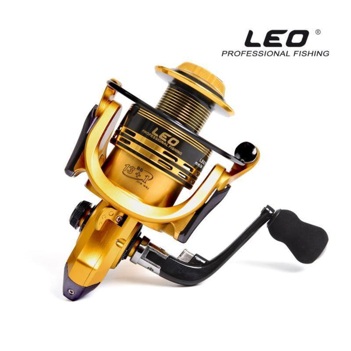 13+1Ball Bearing 1000 /2000/ 3000/ 4000/ 5000/ 6000/ 7000 Series Fishing Reels-Spinning Reels-Cycling/Fishing Store-1000 Series-Bargain Bait Box