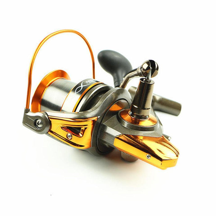 13+1Bb 4.6:1 Metal Spinning Fishing Reel Large Sea Wheel Trolling Surf Reels-Spinning Reels-AOLIFE Sporting Store-8000 Series-Bargain Bait Box