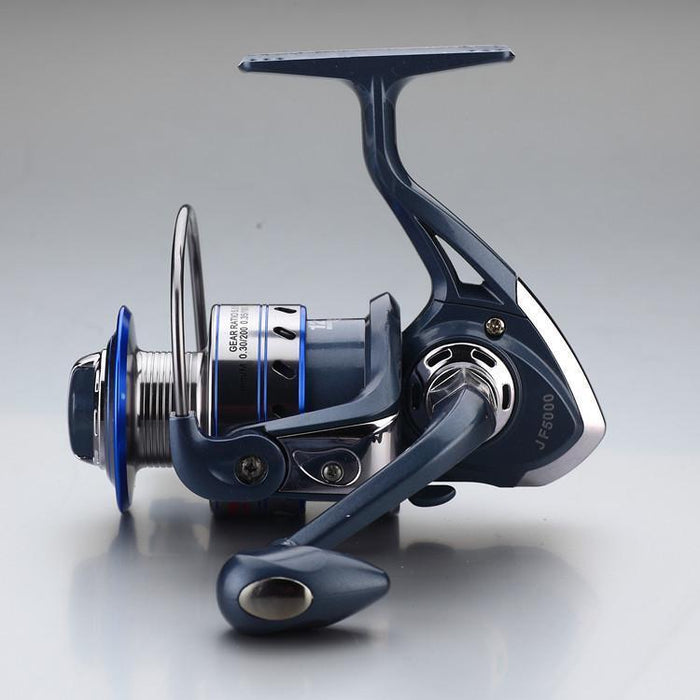 13Bb 5.5:1 Spinning Reel Fishing Reel For Carp Fishing Spinning Carretilha Reels-Spinning Reels-Sports fishing products-1000 Series-Bargain Bait Box