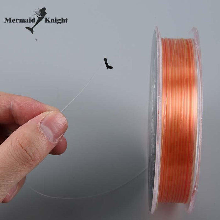 150M 100% Fluorocarbon Fishing Lure Line Carbon Fiber Leader Line Linha De-MERMAIDKNIGHT Official Store-1.0-Bargain Bait Box