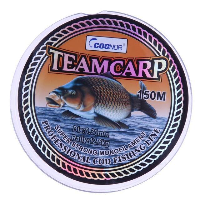 150M Monofilament Fishing Line Super Soft No Memory Fishing Line Carp Fishing-walkinhorizon Store-0.25mm-Bargain Bait Box