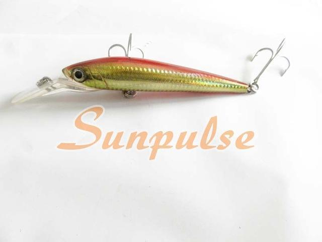 18Cm/100G Minnow Bait Fishing Lure Big Hard Plastic Artificial Bait Big Game-Musky & Pike Baits-Bargain Bait Box-10-Bargain Bait Box