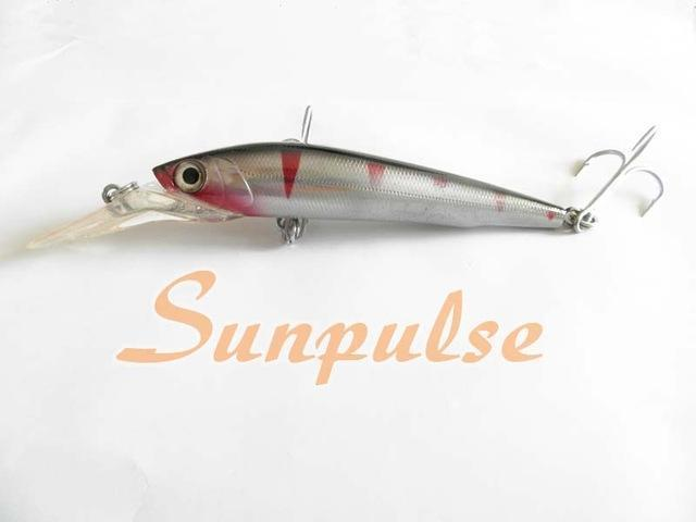18Cm/100G Minnow Bait Fishing Lure Big Hard Plastic Artificial Bait Big Game-Musky & Pike Baits-Bargain Bait Box-12-Bargain Bait Box