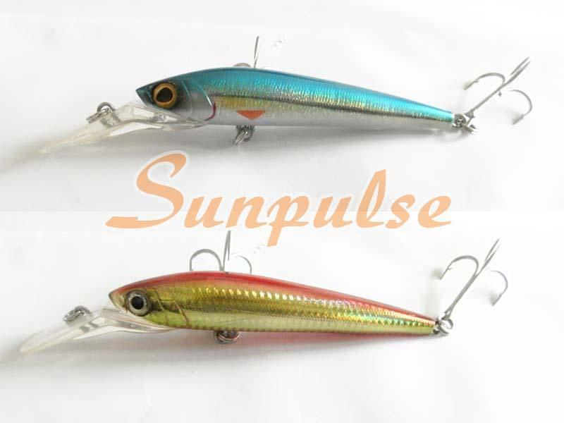 18Cm/100G Minnow Bait Fishing Lure Big Hard Plastic Artificial Bait Big Game-Musky & Pike Baits-Bargain Bait Box-1-Bargain Bait Box