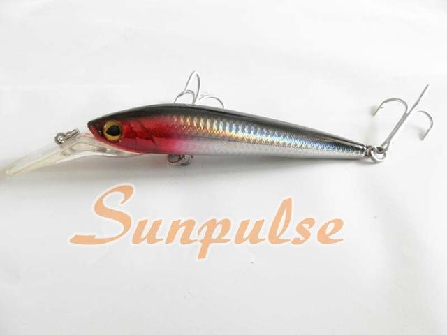 18Cm/100G Minnow Bait Fishing Lure Big Hard Plastic Artificial Bait Big Game-Musky & Pike Baits-Bargain Bait Box-2-Bargain Bait Box