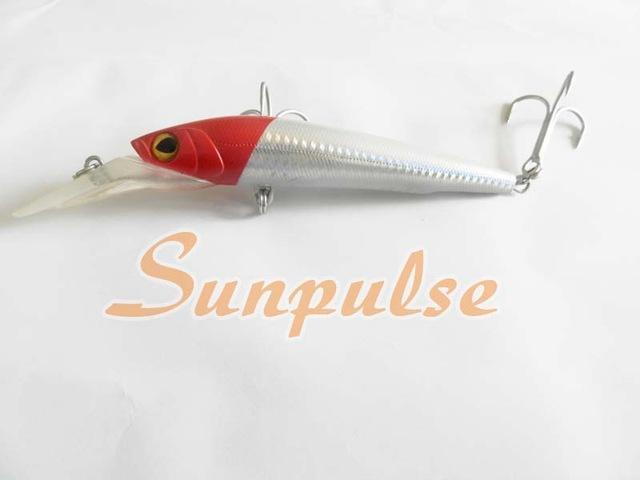 18Cm/100G Minnow Bait Fishing Lure Big Hard Plastic Artificial Bait Big Game-Musky & Pike Baits-Bargain Bait Box-3-Bargain Bait Box