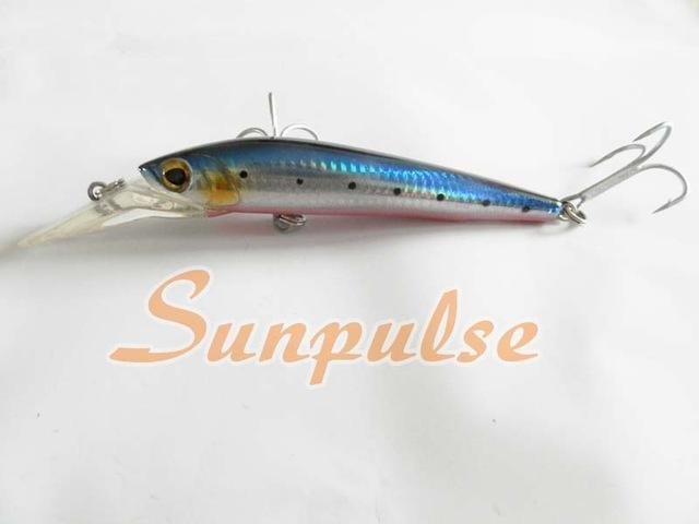18Cm/100G Minnow Bait Fishing Lure Big Hard Plastic Artificial Bait Big Game-Musky & Pike Baits-Bargain Bait Box-6-Bargain Bait Box