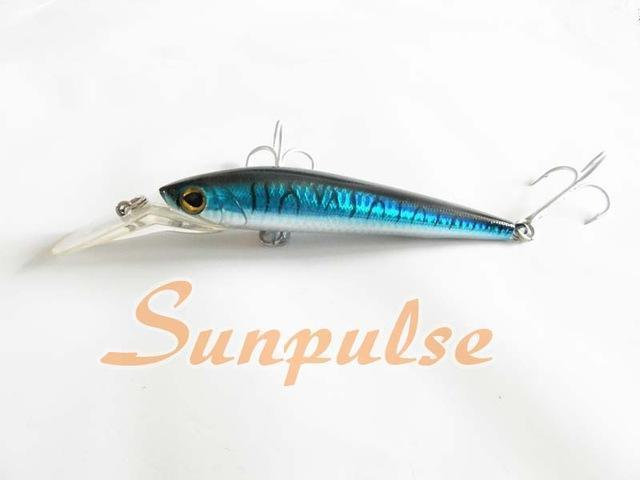 18Cm/100G Minnow Bait Fishing Lure Big Hard Plastic Artificial Bait Big Game-Musky & Pike Baits-Bargain Bait Box-7-Bargain Bait Box