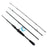 1.98M Lure Rod 4 Section Carbon Spinning Fishing Rod Travel Rod Casting-Spinning Rods-Quick Jeffrey Game Fishing Tackle-White-Bargain Bait Box