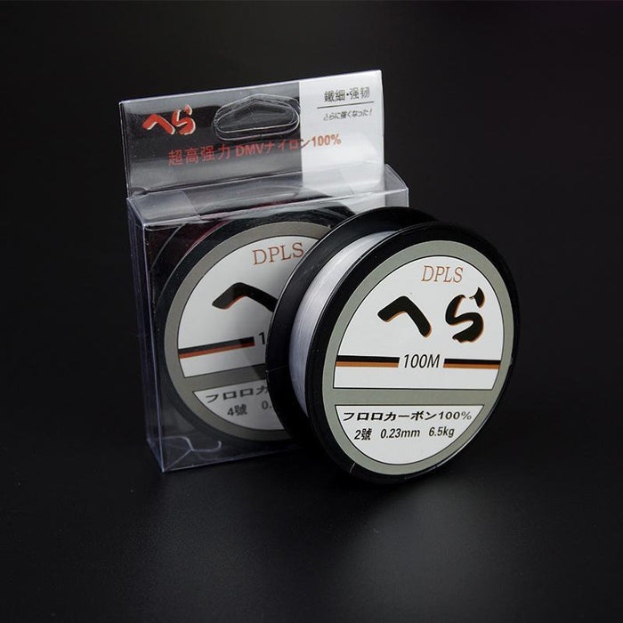 1Pcs 100M Nylon Fishing Line 0.1-0.5Mm Strong Japan Monofilament Daiwa Series-Jsfun Fishing Store-0.4-Mainline-Bargain Bait Box