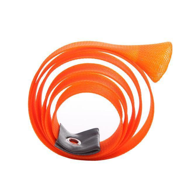 1Pcs 170Cm Casting Fishing Rod Cover Pesca Rod Sleeves Pole Glove Clothes-Agreement-Orange-Bargain Bait Box