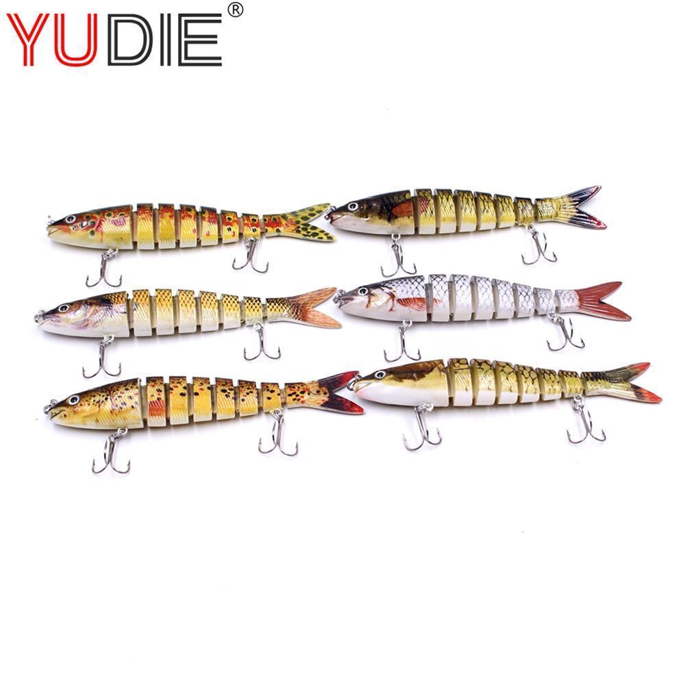1pc 8cm//9g fishing lures minnow artificial hard bait wobblers with 3d eyeRSDE
