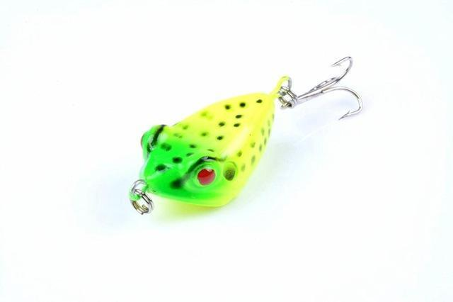 1Pcs 4Cm 6G Pesca Crankbait Hard Bait Tackle Artificial Lures Swimbait Fish-ZGTN Fishing Store-1-Bargain Bait Box