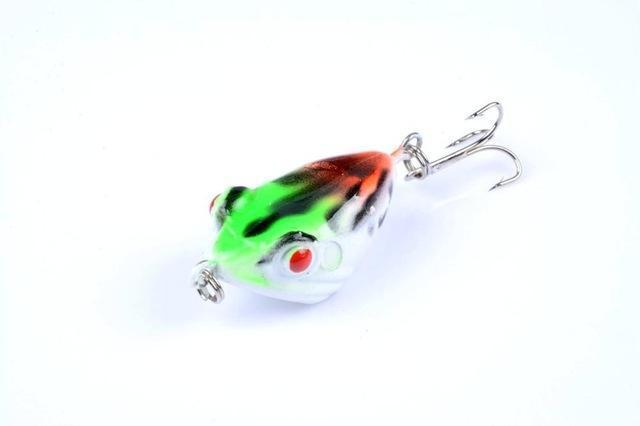1Pcs 4Cm 6G Pesca Crankbait Hard Bait Tackle Artificial Lures Swimbait Fish-ZGTN Fishing Store-5-Bargain Bait Box