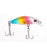 1Pcs Floating Minnow Fishing Lure Laser Hard Artificial Bait 3D Eyes 3.5Cm 2G-YPYC Sporting Store-1-Bargain Bait Box