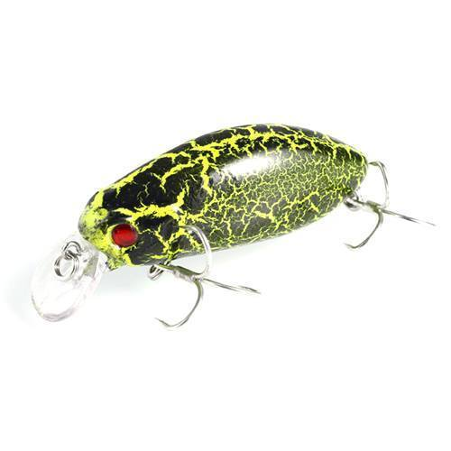 1Pcs Minnow Lure 5Cm 10G Artificial Hard Bait Big Wobblers Fly Fishing Lures-Tuya Fishing Store-Color7-Bargain Bait Box
