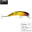 1Ps Minnow Artificial Bait For Sea Fishing Wobblers Lifelike Fishing Lure 3-JK Outdoor-C2 1PCS-Bargain Bait Box